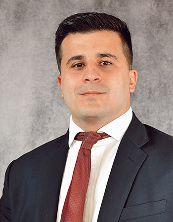 Headshot of Gerti Xhembulla