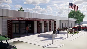 College of the Ozarks reveals plans for The William S. Knight Center for Patriotic Education on campus