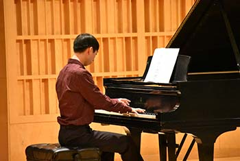 College of the Ozarks students place in state piano competition