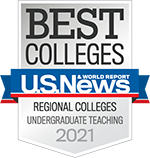 Regional Colleges  (U.S. News & World Report) Undergraduate Teaching