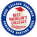 Washington Monthly Best Bachelor College
