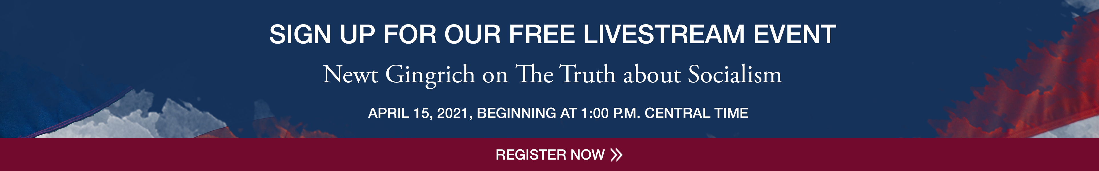Register for the free Spring Forum livestream event
